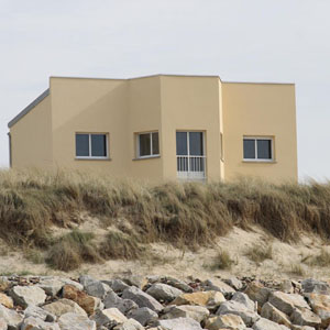 Location vue sur mer manche Location la surprise Saint Germain sur Ay Barneville Carteret Cotentin
